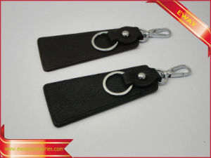 Leather Keychain Men Gift Keychain Promotion Keychain pictures & photos