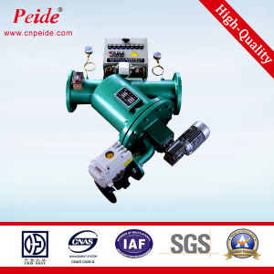 Automatic Brush Type Magnetic Filter for Heat Exchange System pictures & photos
