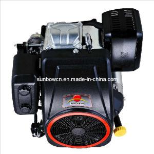 Vertical Gasoline Engine (20HP)