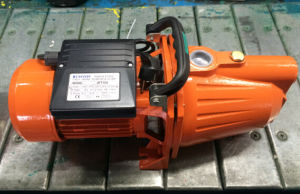 Jet-60A Electric Self-Priming Water Pump 0.37kw/0.5HP (1 inch outlet) pictures & photos