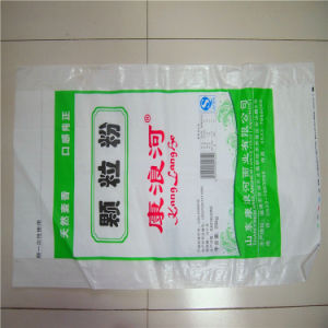 Flour Bag in PP Material pictures & photos