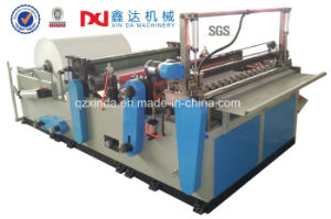 Small Capitalization Paper Slitting Type Machine pictures & photos