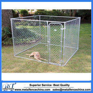 Lucky Dog Modular Chain Link Pet Kennel pictures & photos