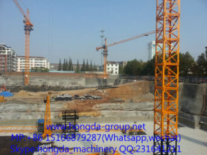 Tower Crane 3~25 Ton pictures & photos