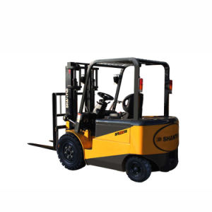 Shantui Battery Forklift for Sale pictures & photos