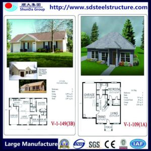 Comfortable Residence Modular House Prefabricated House pictures & photos