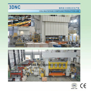 Transfer Bar-Feeder Die Stamping Production Line pictures & photos