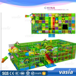 GS Approved Kids Indoor Playground for Sale (VS1-160329-968A-29) pictures & photos