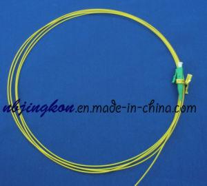 Fiber Optic Pigtail-LC/APC Pigtail-0.9mm, PVC Jacket