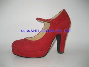 Fashion Lady Shoe B09075