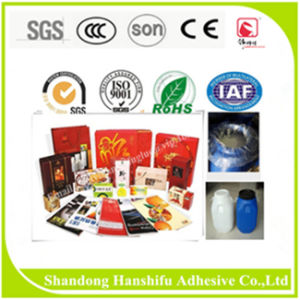 High Viscosity Laminated Adhesive to Protect Paper pictures & photos