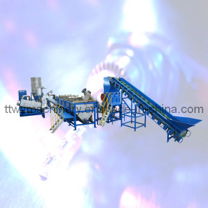 Plastic PE/PP Film Granulator (TSJ-150) pictures & photos