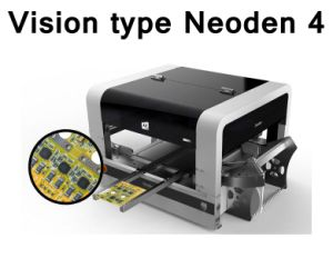 LED Long Strip Mounter Pick and Place Machine with Vision pictures & photos