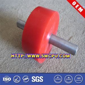 Durable Plastic Roller Delrin Material for Toy (SWCPU-P-W072) pictures & photos