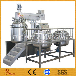 Vacuum Homogenizer/Toothpaste Mixer pictures & photos