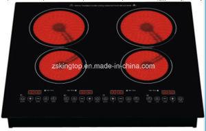 4 Burner 200W Electric Ceramic Stove