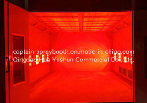 Captain Spray Paint Booth (riello burner heater) pictures & photos