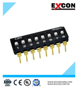 Various Types Piano Key Board Switch Excon Ri-08 Competitive Price pictures & photos