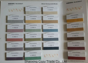 Honeycomb Blinds Fabric pictures & photos