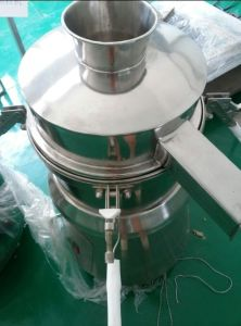 Vibrating Screener with Meet GMP Standards (ZS-350) pictures & photos
