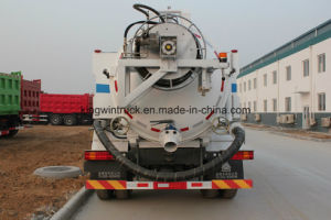 Sinotruk Brand Sewer Cleaner Truck pictures & photos
