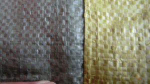 Export to Ukraine Grey PP Woven Bags pictures & photos