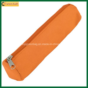 Popularf Pen Holder Pouch Polyester Zipper Pencil Case (TP-PCB020) pictures & photos