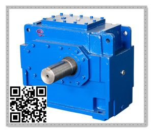 Heavy Industry New Helical Gear Unit (One-stage)