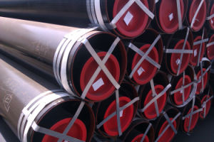 Carbon Steel Welded Pipe(ERW) pictures & photos
