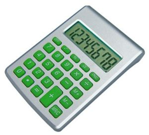 Water Powered Calculator Eco-Friendly Stationery pictures & photos