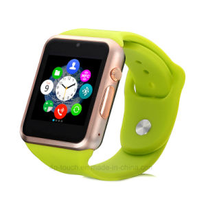Andriod Smart Watch Mobile Phone with Bluetooth and Pedometer pictures & photos