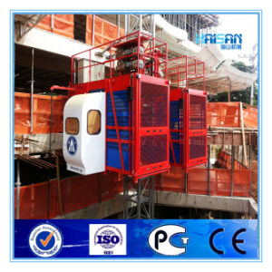 Construction Hoist With Galvanization (SC200/200)