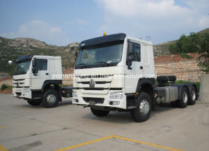 HOWO 371HP Tractor Truck pictures & photos