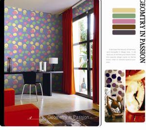 Modern Style Wall Decoration Non Nonwoven Wallpaper