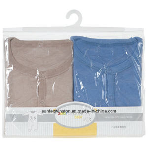 100% Cotton Knitted Baby Clothes pictures & photos
