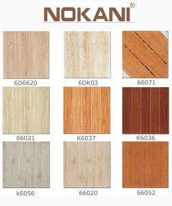 Wood Floor Porcelain Tiles/ Ceramic Wall Polished Tiles pictures & photos