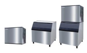 200kgs Automatic Cube Ice Machine with PLC Program Control pictures & photos