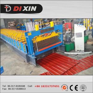 Panel Colored Steel Sheet Rolling Machine pictures & photos