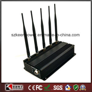 High Power 3G GSM CDMA Dcs PCS Mobile Phone Jammer pictures & photos