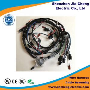 VDE Approved Cable Made Auto Wire Harness Molex Connector pictures & photos