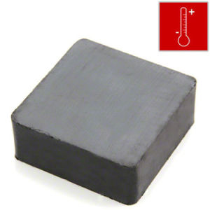 China Magnet Expert Permanent Block Ferrite Magnet pictures & photos