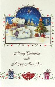 Handmade Christmas Greeting Cards (CB1-002)
