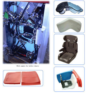Single Cavity Plastic Seat Blowing Mould pictures & photos