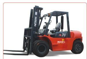 CPC-70diesel Forklift Truck pictures & photos