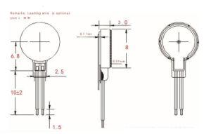 Pancake Vibration Motor (C0830) pictures & photos