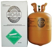 Mixed Refrigerant Gas R404A with High Purity