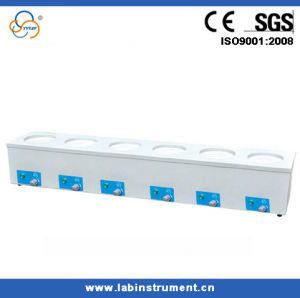 Ce High Quality Six Rows Electronic Control Heating Mantle pictures & photos