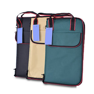 Factory Wholesale Cheap 600d Durable Drum Stick Bag for Musical Instrument pictures & photos