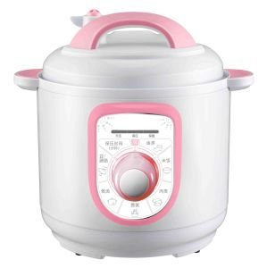 Small Size Electric Pressure Cooker 2.8L (RP-D06S)