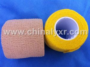 Non Woven Self Adhesive Bandage/Triangular Bandage/Elastic Bandage Tape pictures & photos